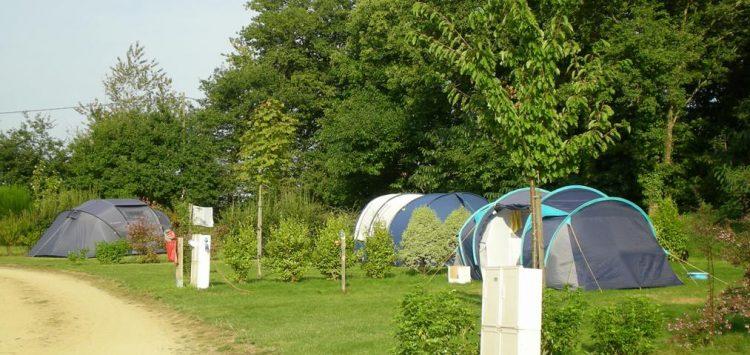 Emplacements camping morbihan
