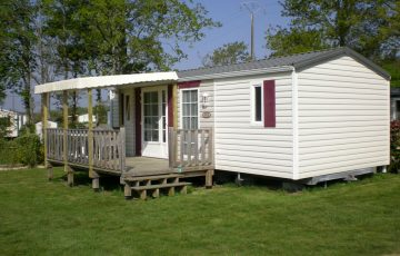 location mobil home camping Morbihan