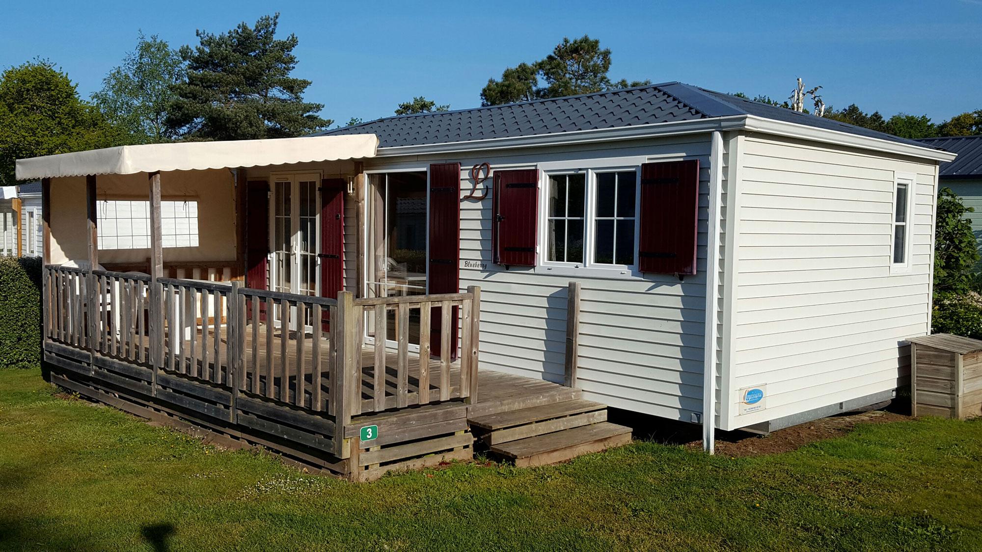 mobil home morbihan privil ge 4 pers camping entre terre et mer 56. Black Bedroom Furniture Sets. Home Design Ideas