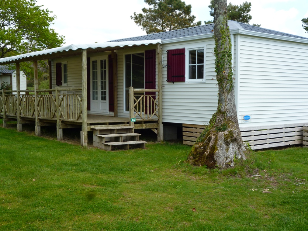 Mobil-home 6 personnes luxe