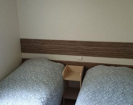 Mobil-home gamme confort + chambre enfants camping morbihan