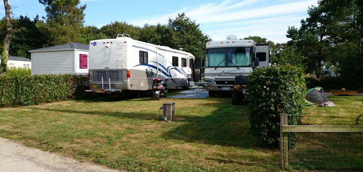 Emplacement Camping car camping morbihan
