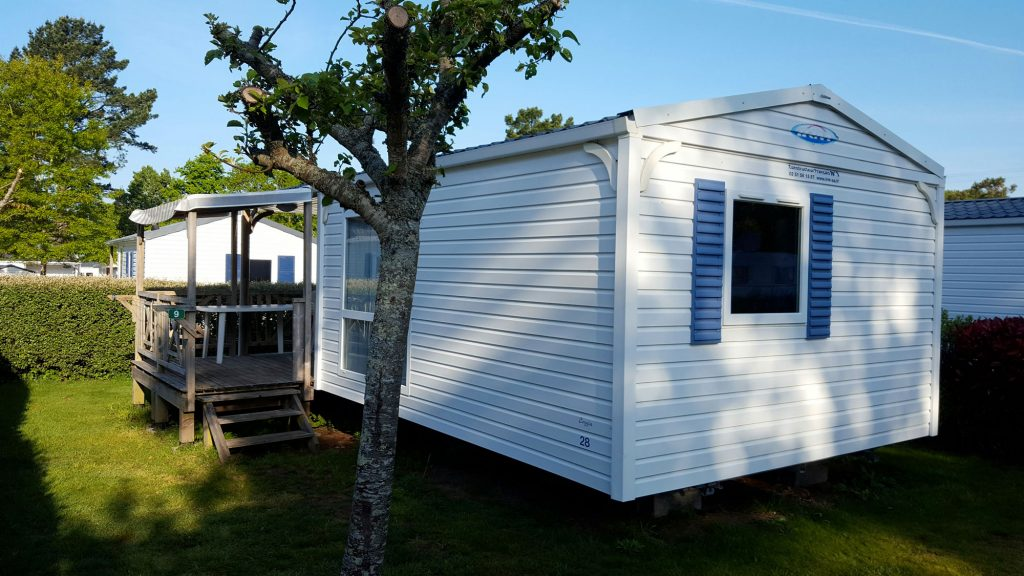 Mobile home rental, Comfort Range 5 people - Camping Entre Terre et on garages near me, churches near me, neighborhoods near me, attractions near me, hotel rooms near me,