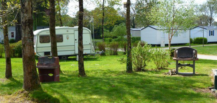 Camping Entre Terre et mer Morbihan