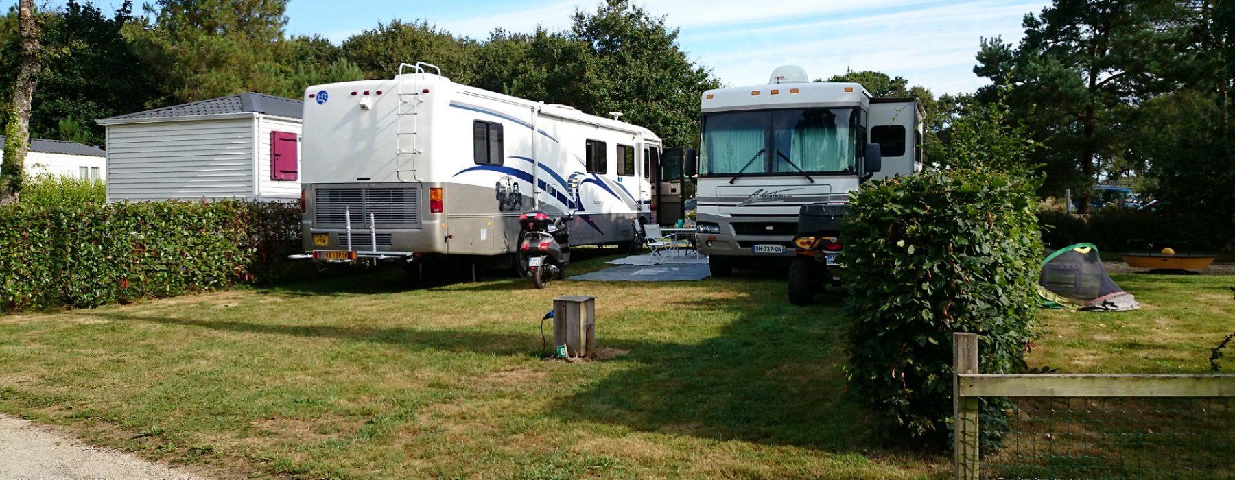 emplacement camping car morbihan