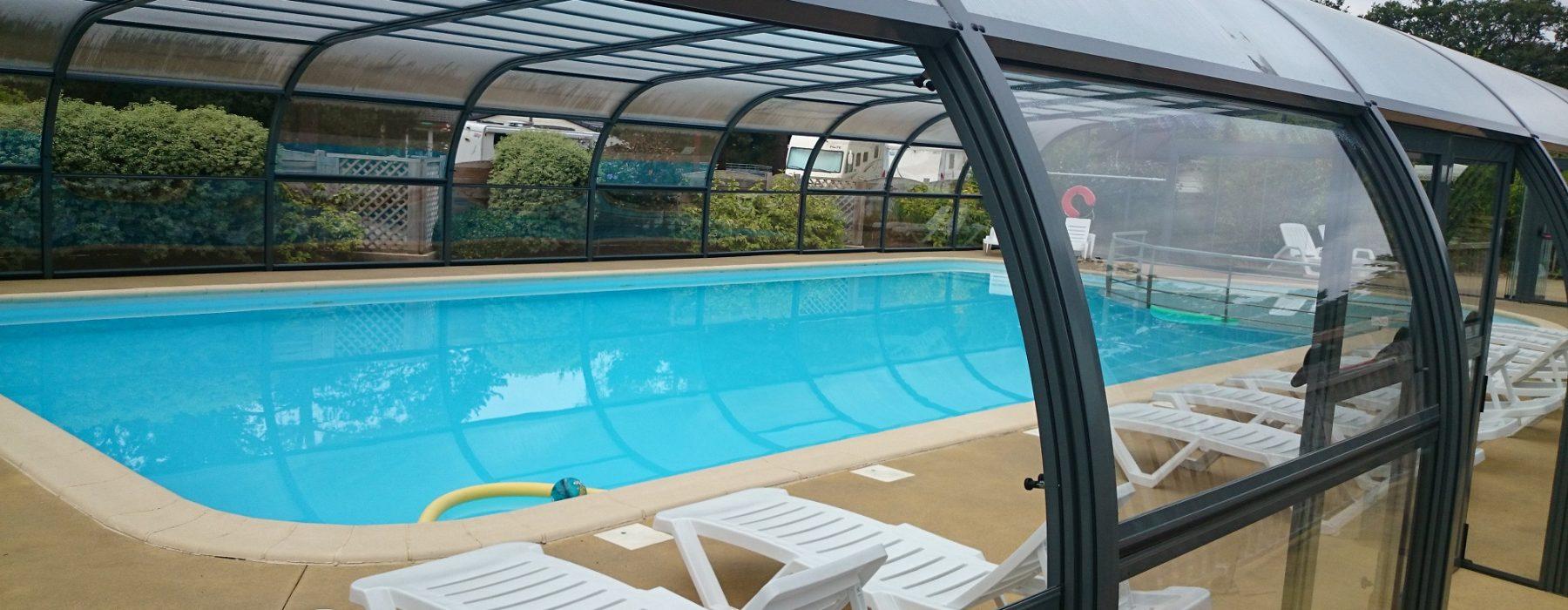 Camping morbihan avec piscine couverte camping entre for Alentour piscine