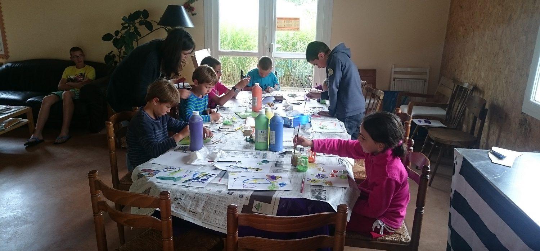 Camping Morbihan avec club enfant
