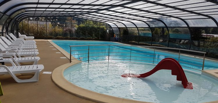camping Morbihan avec piscine couverte